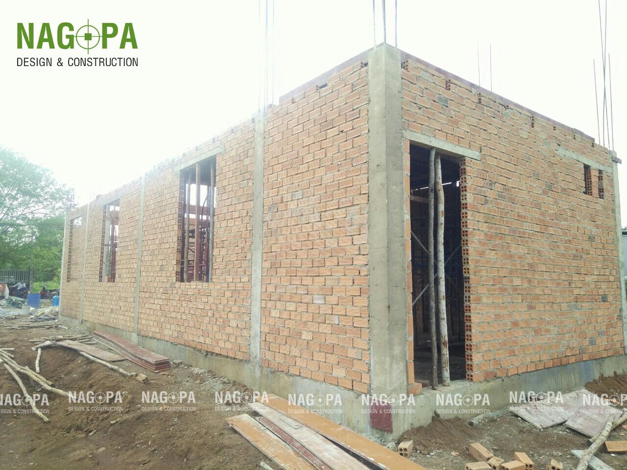hoạt động xây dựng nhà ở gia đình anh linh bình phước 03