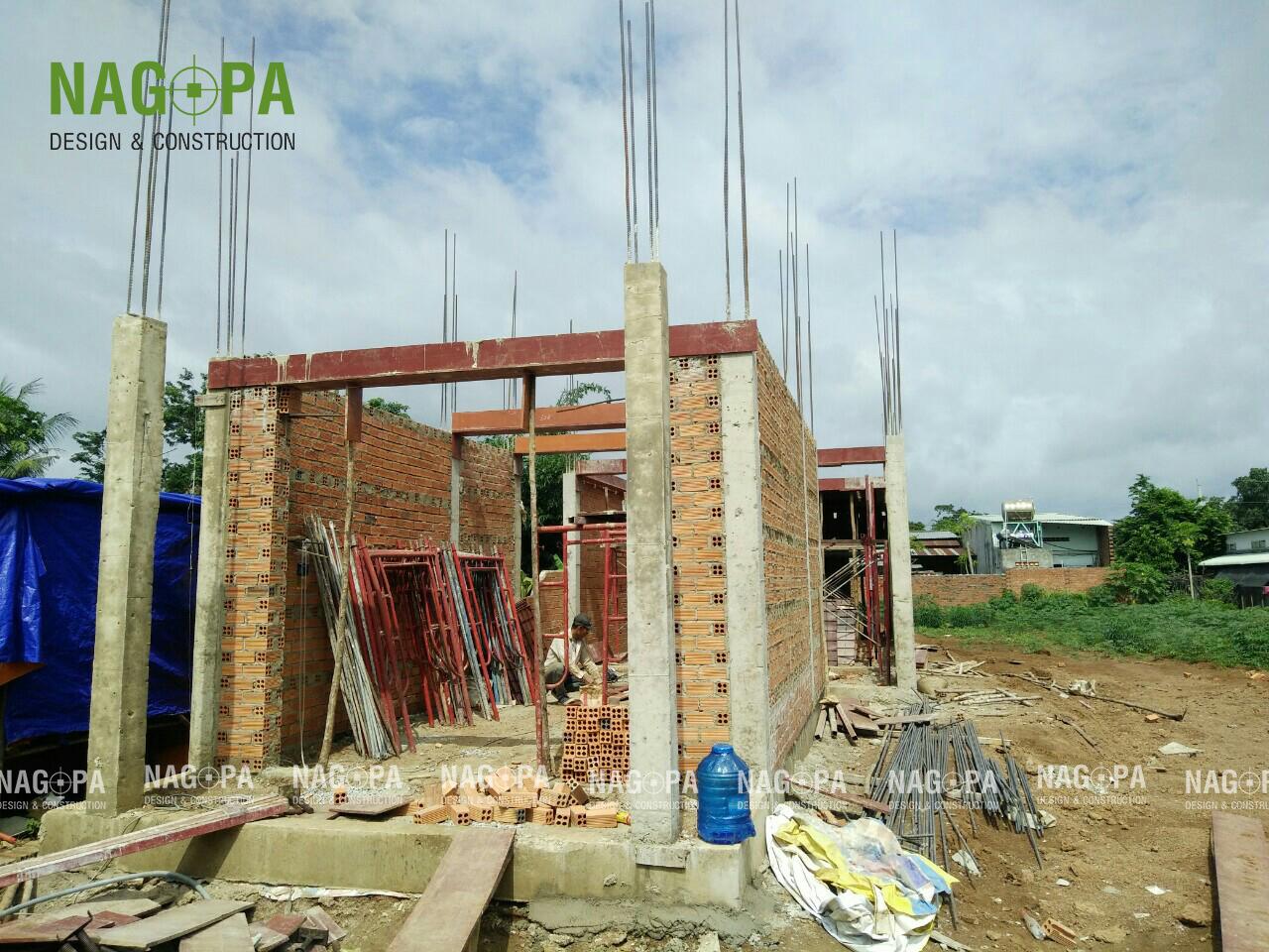 hoạt động xây dựng nhà ở gia đình anh linh bình phước 04