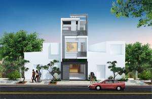 thiết kế xây dựng nhà đẹp bình phước