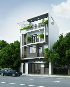 thiết kế xây dựng nhà đẹp tại bến cát 01