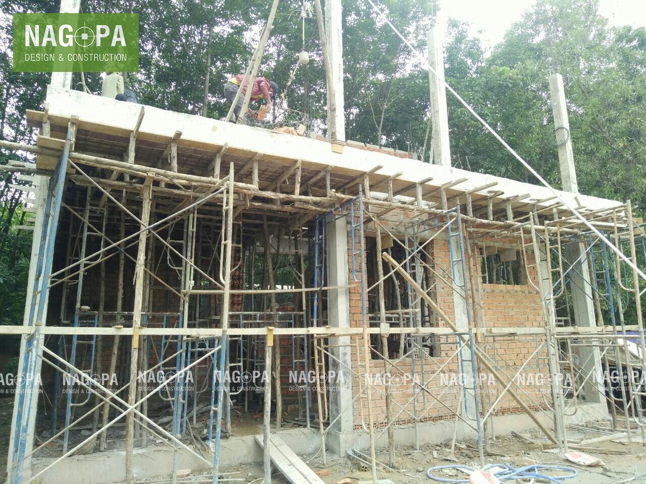 xây dựng nhà phố tại đồng xoài 2019 04
