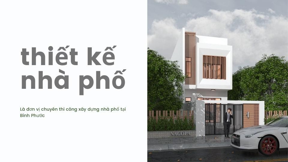 thiết kế nhà đẹp phước long 01