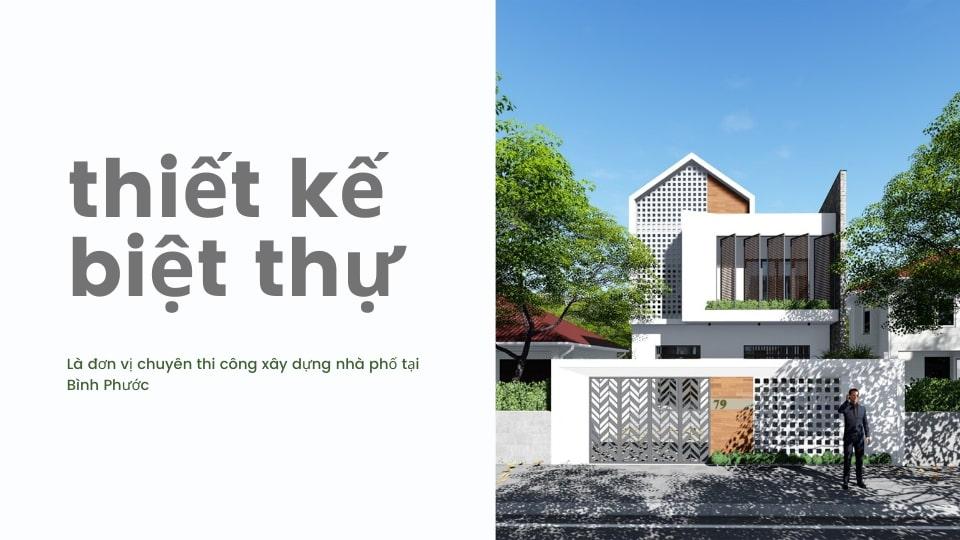 thiết kế nhà đẹp phước long 05