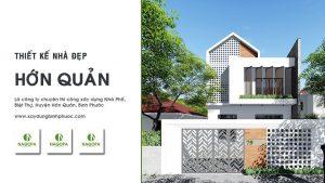 thiết kế nhà đẹp huyện hớn quản