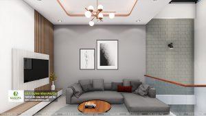 nội thất nhà cô thu đồng xoài 09